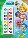 Ready, Set, Paint! (Bubble Guppies) (Deluxe Paint Box Book)
