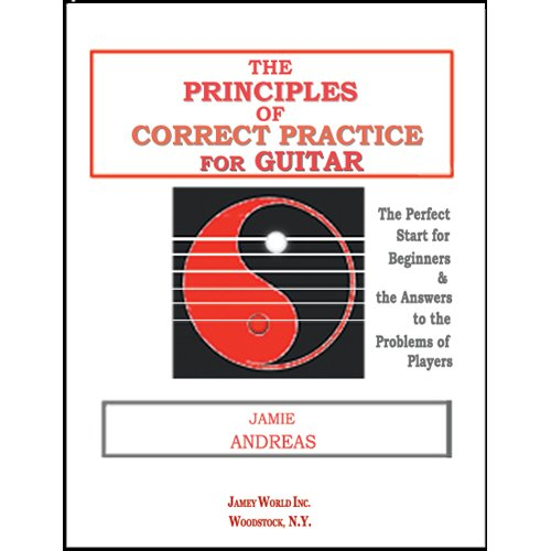 Principles of Correct Practice for Guitar