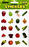 Educational insights healthy foods stamp set toys games - Stickers rouge cuisine ...