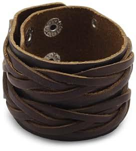 Cored Herren-Armband Leder Q068
