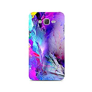 TAZindia Printed Hard Back Case Mobile Cover For Samsung Galaxy J1 2016