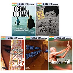 Global Lens - The Best of World Cinema - India Volume 1 - 5 DVD Collector's Edition