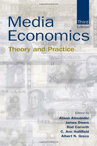 Image for Media Economics: Theory and Practice (Routledge Communication Series)