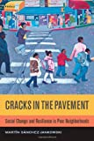 img - for Cracks in the Pavement: Social Change and Resilience in Poor Neighborhoods: 1st (First) Edition book / textbook / text book