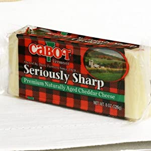 Cabot Seriously Sharp Cheddar (8 ounce)