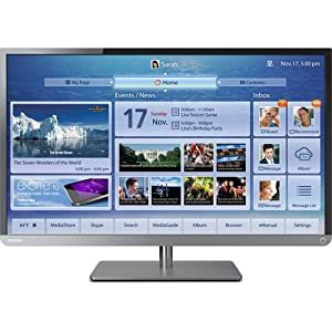 Toshiba 50L4300U 50-Inch 120Hz LED TV