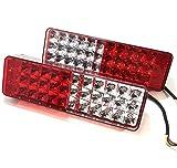 スズキ ジムニー LED テール ランプ 左右 セット スモール ブレーキ ウインカー バック ライト リフレクター 付き ドレスアップ カスタム パーツ 社外品
