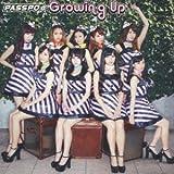 Growing Up(初回限定盤A)(ファーストクラス盤)(DVD付)