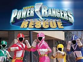 Power Rangers Lightspeed Rescue - Season 1