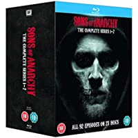 Sons Of Anarchy: All 7 Seasons on Blu-ray
