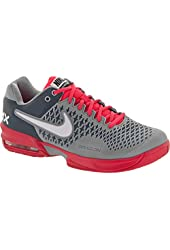 Nike Air Max Cage US Mens 9 US (StadiumGrey/White/AtomicRed/ArmorySlate)