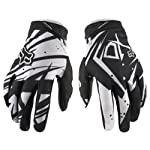 Fox Racing Dirtpaw Undertow Youth Boys Motocross/Off-Road/Dirt Bike Motorcycle Gloves - Black / Large