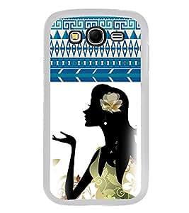 ifasho Designer Phone Back Case Cover Samsung Galaxy Grand I9082 :: Samsung Galaxy Grand Z I9082Z :: Samsung Galaxy Grand Duos I9080 I9082 ( Orange Black Maroon Colorful Pattern Design )