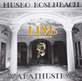 Zarathustra Live in Studio by Museo Rosenbach