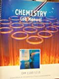img - for Chemistry Lab Manual (University of North Carolina Pembroke | CHM 1100/1110) book / textbook / text book