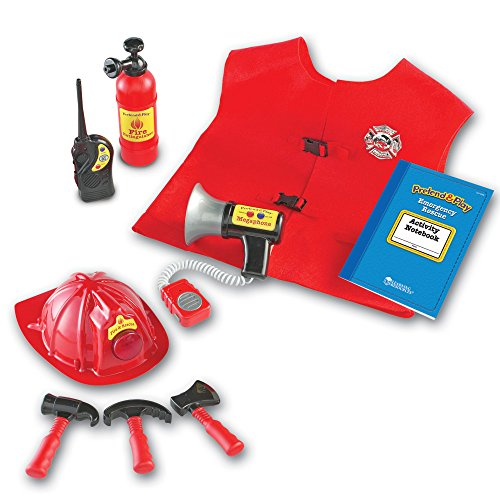 Learning Resources Pretend & Play Emergency Rescue