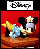 Disney Mickey Mouse, Minnie & Pluto Piano Ceramic Cookie Jar RETIRED COLLECTIBLE - VERY RARE!!!