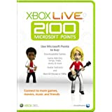 Xbox LIVE 2100 Points Card (Xbox 360)by Microsoft