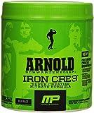 Muscle Pharm Arnold Schwarzenegger Iron CRE3 Creatine, Blue Raspberry, 30 Servings