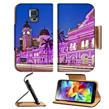 buy Malaysia Squares Kuala Lumpur Landscape Samsung Galaxy S5 Sm-G900 Flip Cover Case With Card Holder Customized Made To Order Support Ready Premium Deluxe Pu Leather 5 13/16 Inch (148Mm) X 2 1/8 Inch (80Mm) X 5/8 Inch (16Mm) Msd S V S 5 Professional Cases A