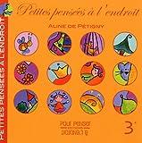 echange, troc Aline de Pétigny - Petites pensées à l'endroit - 3