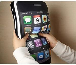 Zoozio® Apple Iphone 4 Style Pillow / Cushion Icushion