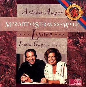 Hugo Wolf Wolf - Irwin Gage - Lieder Der Mignon - Vier Lieder - Vier Lieder Op. 12 - Ariettes Oubliées