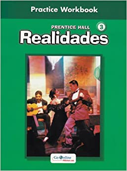 prentice hall realidades 1 textbook pdf