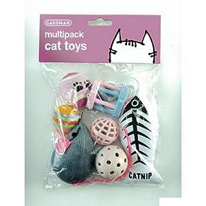 Gardman Multipack of Cat Toys