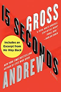 15 Seconds: A Novel by Andrew Gross ebook deal