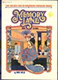 Memory Lane the Golden Age of American (0345250966) by Wilk, Max