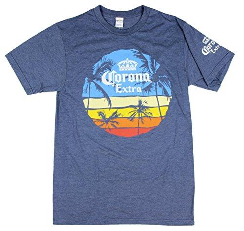 corona-extra-beer-sunset-graphic-t-shirt-large