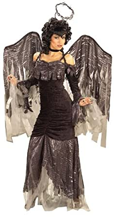 Forum Novelties Women's Gothic Angel Fallen Costume