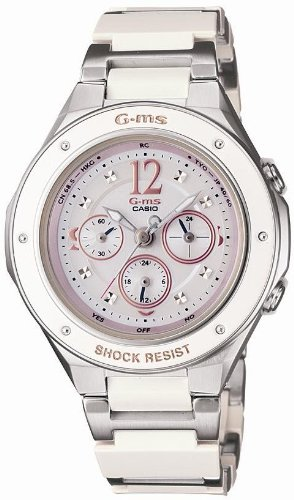 CASIO (カシオ) 腕時計 Baby-G G-ms Octra タフソーラー 電波時計 MSA-7100CJ-7AJF レディース