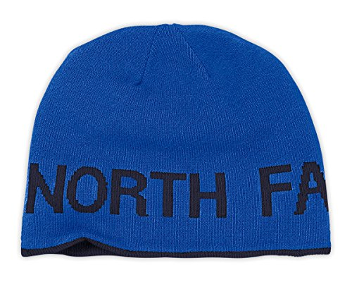 The North Face Reversible TNF Banner Beanie Monster Blue, One Size