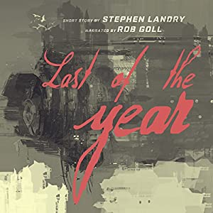 Last of the Year Audiobook