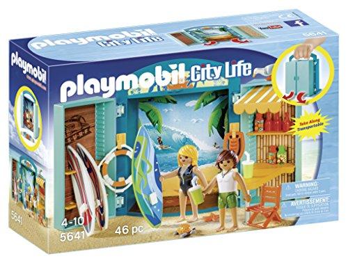 Playmobil Surf Shop Play Box JungleDealsBlog.com