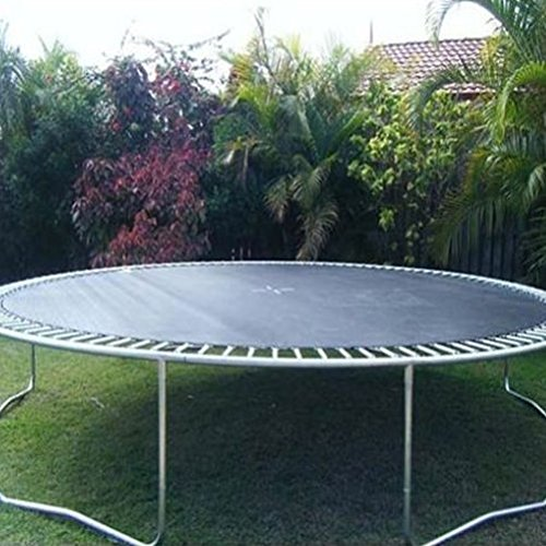 Jumping mat replacement for 14 ft round trampoline frame - Protection trampoline ...