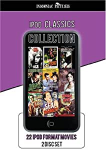 22 ipod / iphone ready classic collection 2 DVD