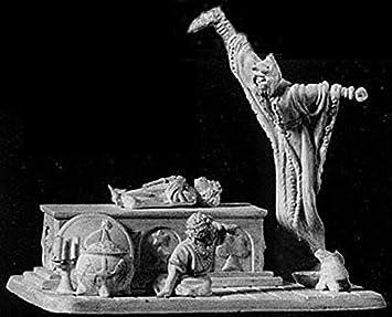 """Figurine Mithril """"Collectors' Series"""" - Le Seigneur des Anneaux - MV376 - Le Tombeau des Galsgals (The Barrow-tomb)"""