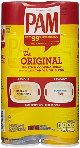 pam no stick canola cooking 24 ounce food beverages tobacco food items baking ingredients oil. Black Bedroom Furniture Sets. Home Design Ideas