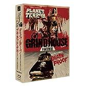 グラインドハウス プレゼンツ 『デス・プルーフ』×『プラネット・テラー』 ツインパック【2,000セット限定】 [Blu-ray]