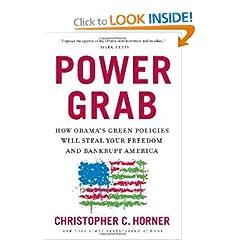 Power Grab - Christopher C. Horner
