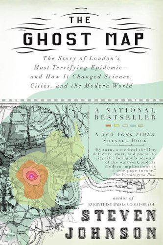 The Ghost Map book cover