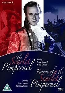 The Scarlet Pimpernel/Return Of The Scarlet Pimpernel [UK Import]