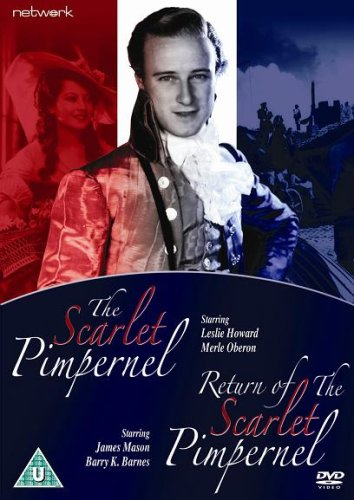 The Scarlet Pimpernel/Return Of The Scarlet Pimpernel [DVD]