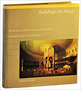 essays on the intersection of music and architecture