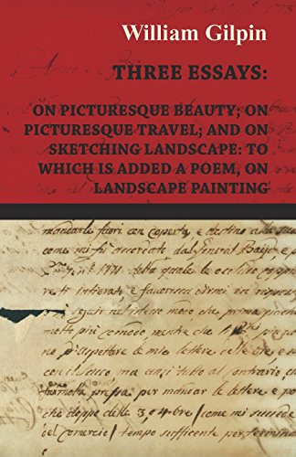essay on picturesque beauty Get this from a library an essay upon prints : containing remarks upon the principles of picturesque beauty, the different kinds of prints, and the characters of the most noted masters.