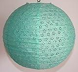 Lampion 06 blau