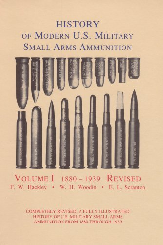 A History of Modern U.S. Small Arms Ammunition